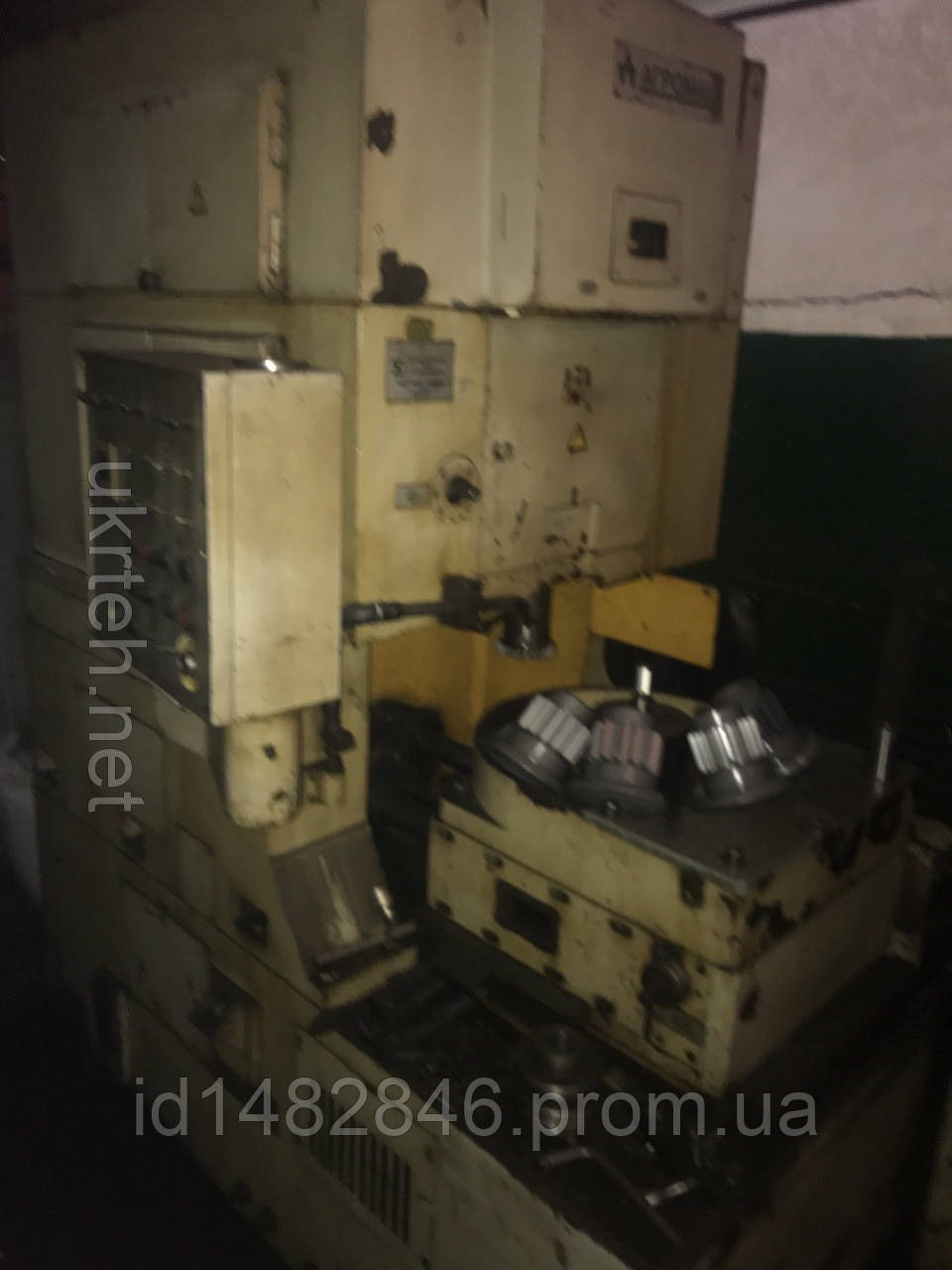 Станок зубодолбежный полуавтомат 5А122
