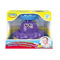 """58050. Детская пластиковая игрушка для ванны BeBeLino """"Осьминог-Фонтан"""""""