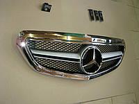 Решетка радиатора Mercedes E-class W212 2013-