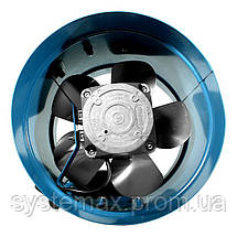 ВЕНТС ВКОМ 200 (VENTS VKOM 200) - осевой канальный вентилятор , фото 3