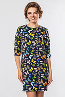 Платье с принтом Бабочки, фото 1