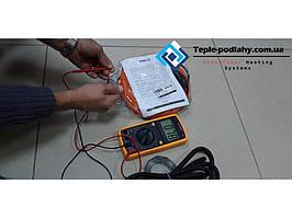 Фторопластова внутрішня ізоляція тонкий кабель Фенікс 2.8 м. кв. 520 вт