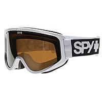 Горнолыжная маска Spy+ Woot Bronze White