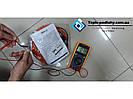 Тонкий кабель для укладки под плитку Экранированный двужильный Феникс Чехия ( 4.6  м.кв ) 830 вт