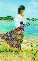 Схема для вышивки бисером «На берегу моря »