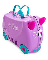 Детский чемоданчик на колесиках Trunki Cassie Cat (TRU-0322), фото 1
