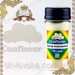 Сахар цветной белый (70 г.)