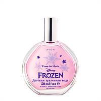 Детская туалетная вода AVON From the Movie Disney Frozen (50 мл), 72680