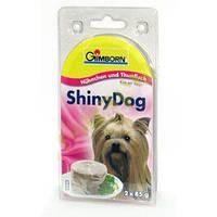 Консерва для собак Gimpet Shiny Dog - курица с тунцом в желе
