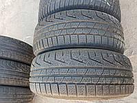 Зимняя резина 225/55/17 Pirelli W210 7,5mm протектор шины зима пара
