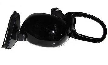 Зеркало боковое черное на шарнире уголок ВАЗ 2101/03/06 (2шт) Condor K1025