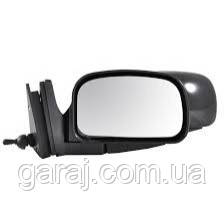 Дзеркало ВАЗ 2107/ ВАЗ 2104/ ВАЗ 2105 чорне Condor K1073 (кт.)