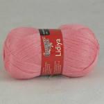 Пряжа Семеновская пряжа Lidiya (Лидия) 20 розовый СП