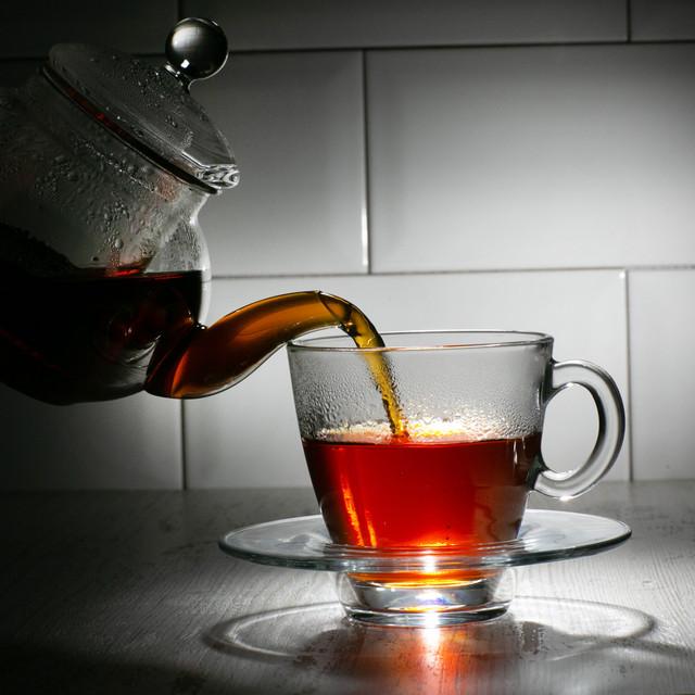 Чайник заварочный стекло