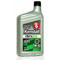 Моторное масло Kendall 5w-30 GT-1 Dexos1  для легкового автомобиля , фото 1