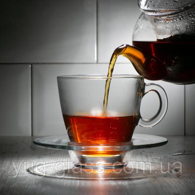 Заварочные стеклянные чайники