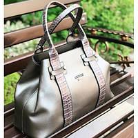 Женская классическая сумочка Guess (Гесс) 0e9042840c163