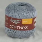 Пряжа Семеновская пряжа Softness (Нежность) 30056 сталь_x1 СП