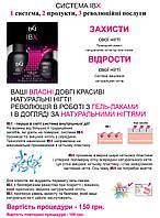 Защита и укрепление ногтей IBX