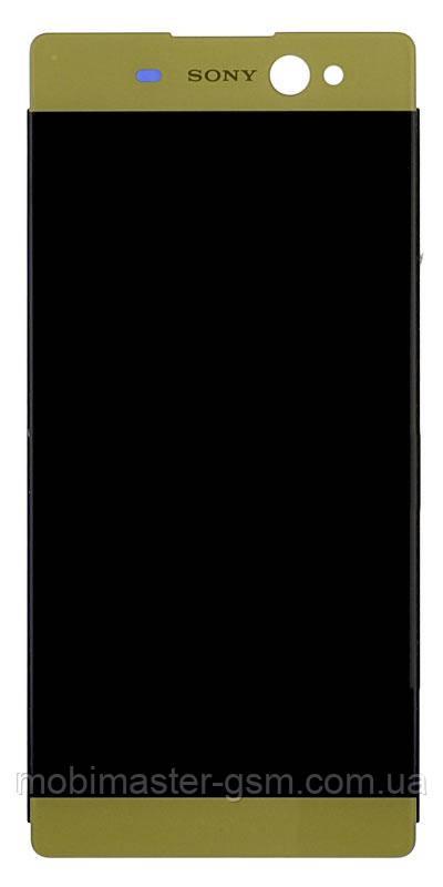 Дисплейный модуль Sony F3212 Xperia XA Ultra Dual lime gold