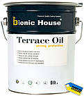Масло для террас Terrace Oil Bionic-house 10л Ирис