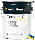 Масло для террас Terrace Oil Bionic-house 10л Орех