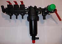 Регулятор давления Arag 180л/мин
