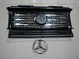 Решетка радиатора Mercedes G-class W463, фото 2