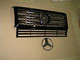 Решетка радиатора Mercedes G-class W463, фото 5
