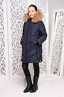 Зимняя куртка детская на девочку, фото 1