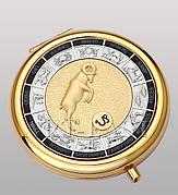 Зеркальца карманные Знаки зодиака