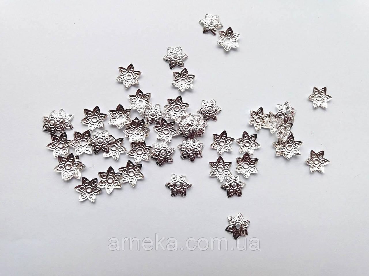 Обниматель под серебро 1,2 см