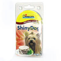 Консерва для собак Gimpet Shiny Dog - курица с ягненком в желе