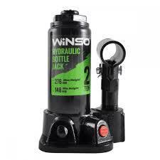 Домкрат бутылочный  2т 150/280мм чемодан Winso  182000