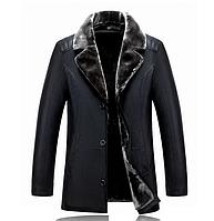 Чоловічі шкіряні куртки,дублянки