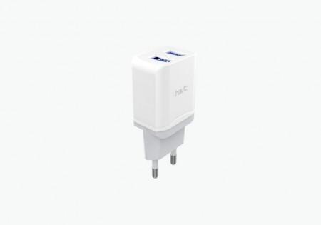 USB зарядка HAVIT HV-H112 white