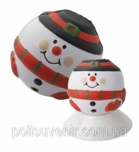Антистресс Снеговик
