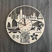 "Годинник настінний ""Гонконг"" CL-0202"