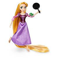 Принцесса Рапунцель с питомцем Паскалем и сковородой (Rapunzel Adventure Doll DISNEY)