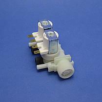 Клапан C00066518 для стиральных машин впускной 2/90 Indesit, Ariston, Атлант, фото 2