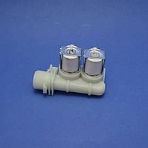 Клапан C00066518 для стиральных машин впускной 2/90 Indesit, Ariston, Атлант, фото 3