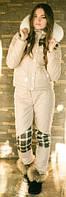 Женский лыжный термокостюм D&G