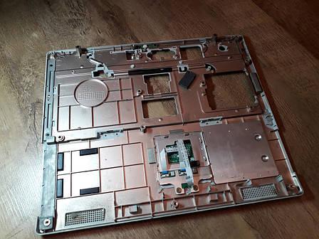 Верхня частина корпуса (тачпад) Samsung P28 оригінал б.у, фото 2