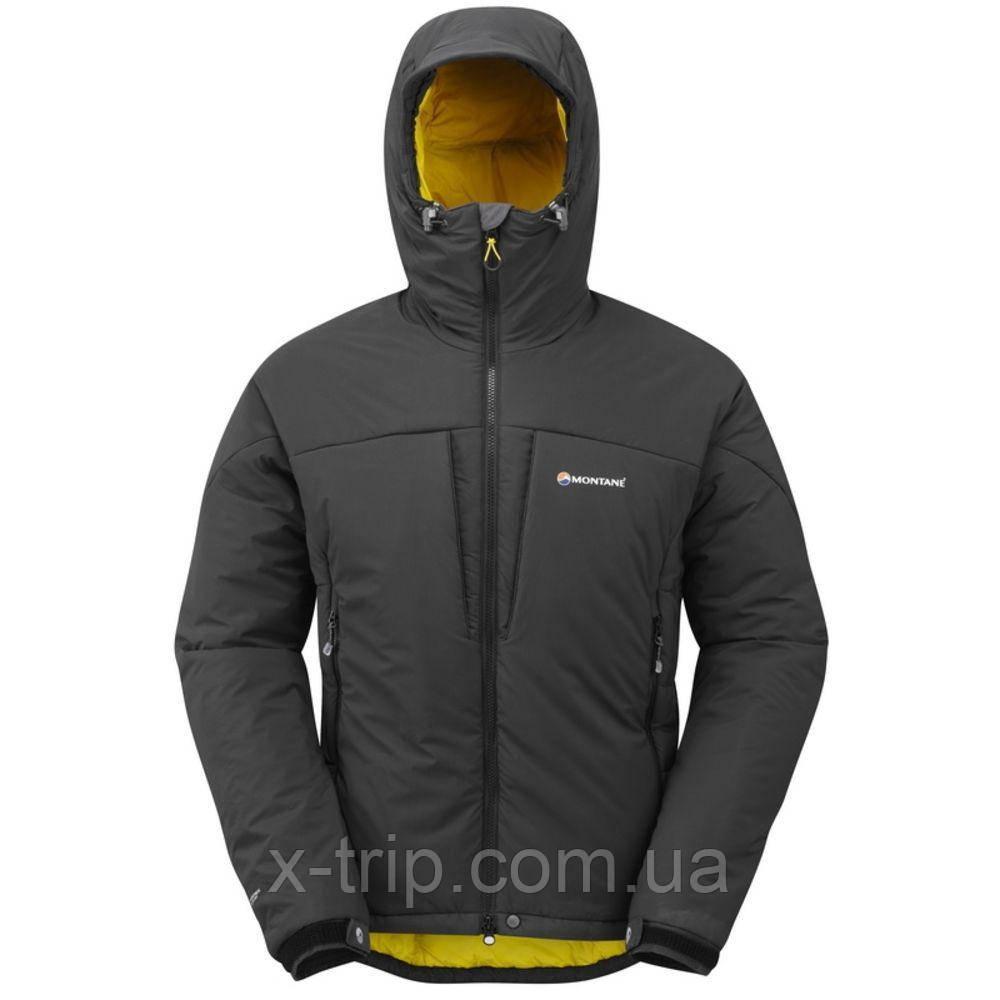 Куртка Montane Men's Ice Guide Jacket BLACK, XL