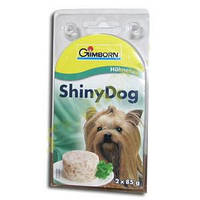 Консерва для собак Gimpet ShinyDog - курица в желе
