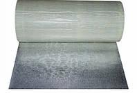 IZOLON PRO 3004 4 мм фольгований самоклеючий 1 м сірий