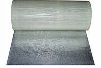 Полотно IZOLON BASE 4 мм, фольгированный самоклеящийся 1,0 м