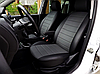 Чехлы на сиденья ВАЗ Лада 2110 (VAZ Lada 2110) (универсальные, экокожа Аригон)
