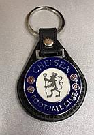 Брелок кожаный FC Chelsea