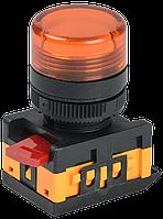 Сигнальная лампа AL-22ТЕ желтая